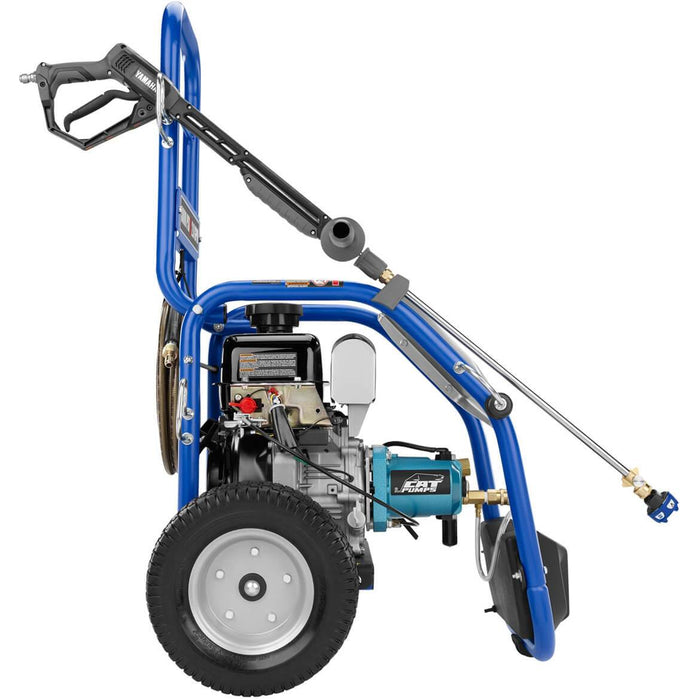 Yamaha PW3028 3000-Psi 2.8-gpm Cold Water Gas Powered Pressure Washer