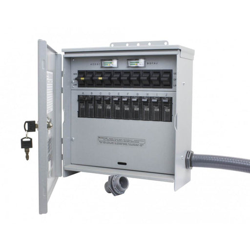 Reliance R310A 120/240-Volt 30-Amp 10-Circuit Pro/Tran Outdoor Transfer Switch