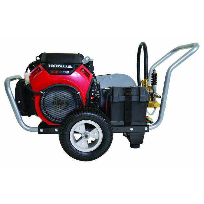 Simpson WS5040 5,000-Psi 4-Gpm Cold Water Gas Shotgun Pressure Washer