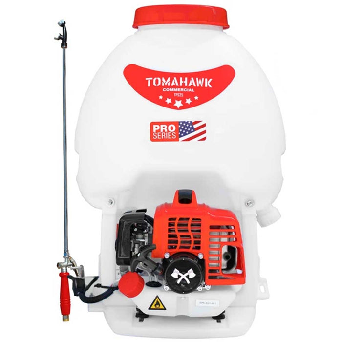 Tomahawk Power TPS25-PRO 5 Gallon Gas Power Backpack Pesticide