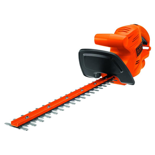 Front image of black and decker TR117 hedge trimmer