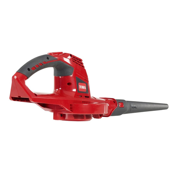 Toro 51701T 20-Volt 115-Mph 2-Speed Lithium-Ion Leaf Blower Sweeper - Bare Tool