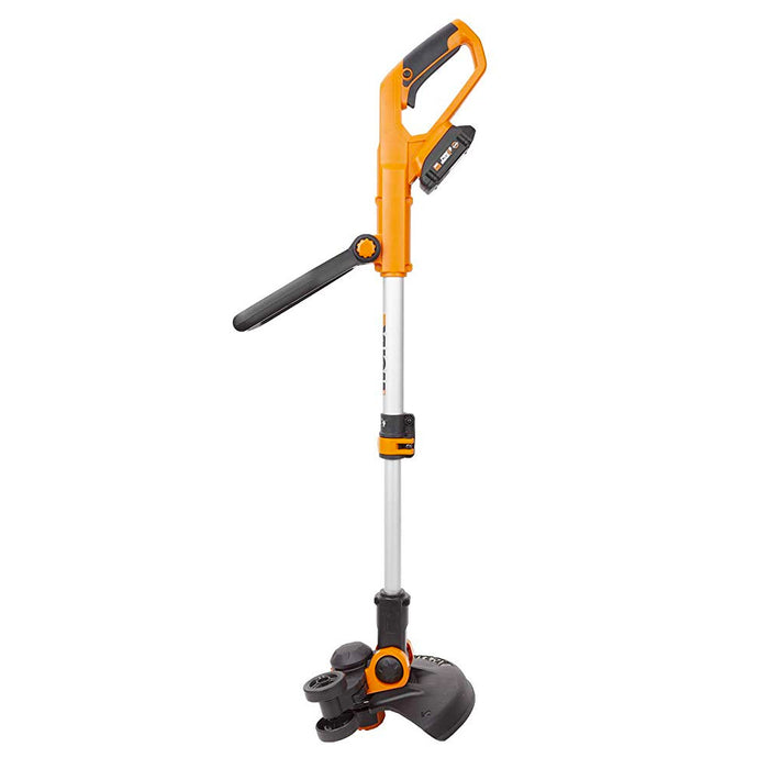 Worx WG162 20 Volt 12 Inch Auto Feed Cordless String Trimmer/Edger Kit
