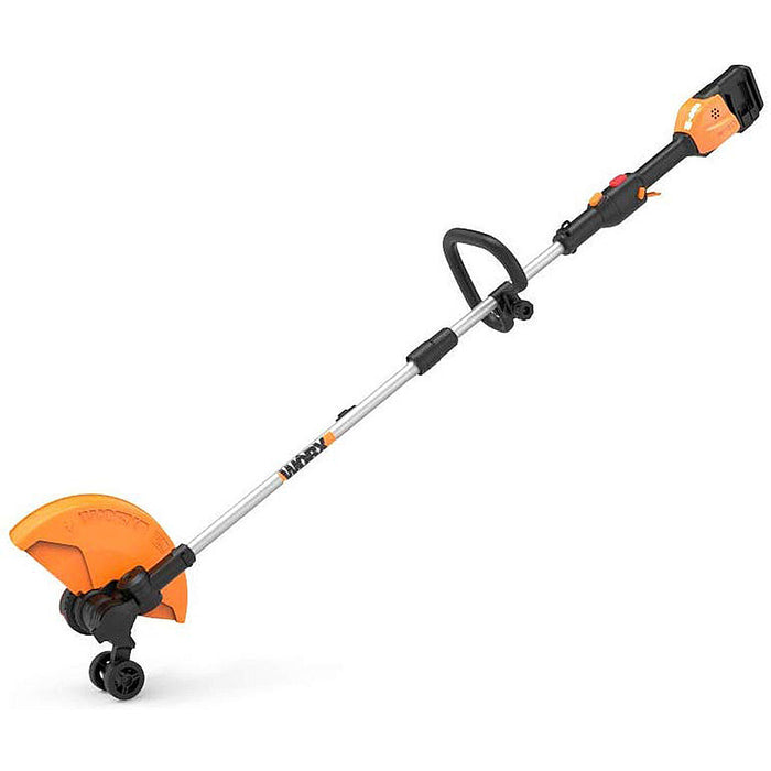 "WORX WG184.9 20V X2 40V 13"" Cordless Electric String Trimmer/Edger - Bare Tool"