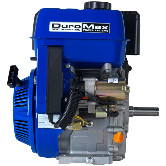 DuroMax XP18HPE 440cc Electric Start Horizontal Gas Powered Engine