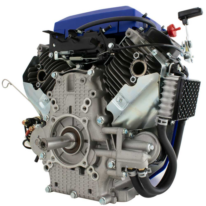 Duromax XP23HPE 713cc 23 HP V-Twin Engine w/ Electric Start Key Switch Box