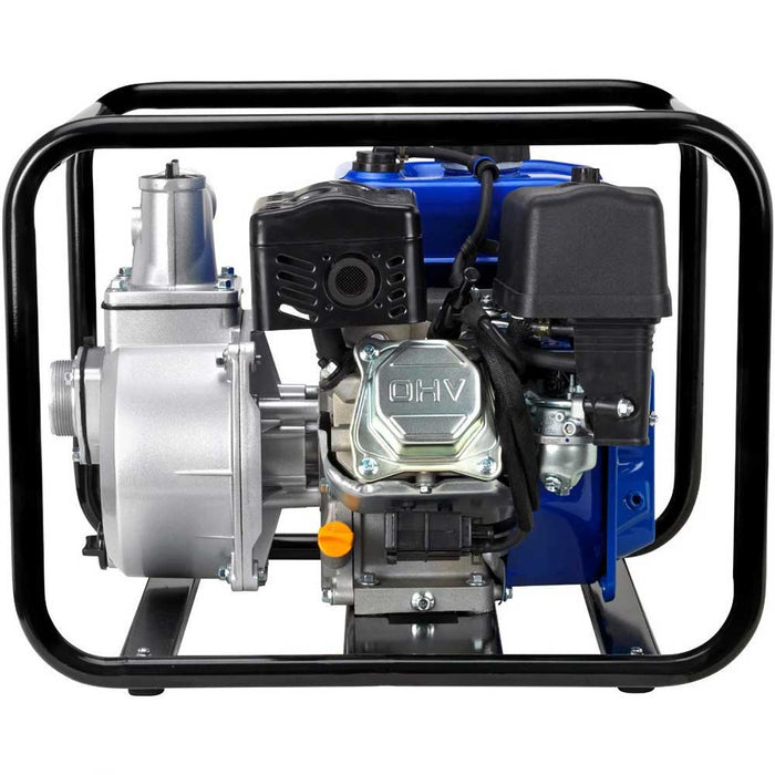 "DuroMax XP652WP-LHK 7 HP 158 GPM 3600 RPM 2"" Gas Engine Water Pump Kit"