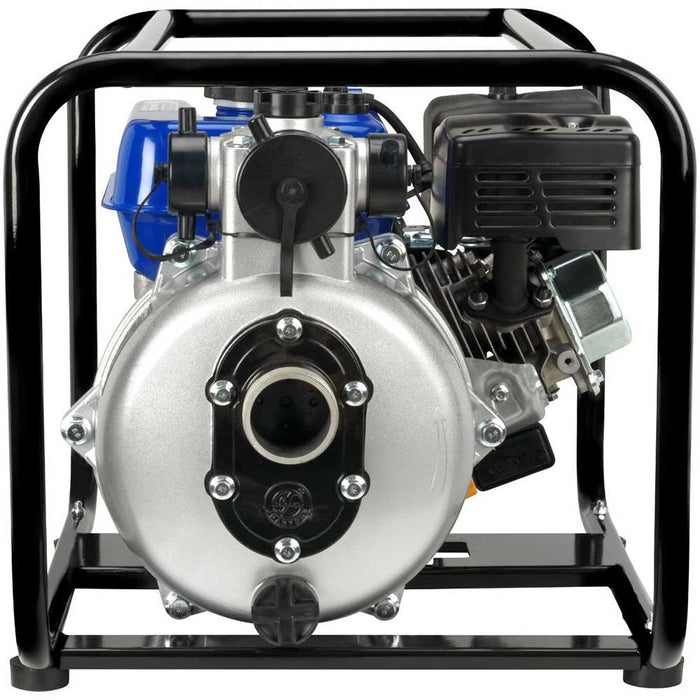 "DuroMax XP702HP-LHK 7 HP 70 GPM 3600 RPM 2"" Gas Engine Water Pump Kit"
