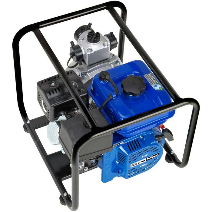 "DuroMax XP702HP-SHK 7 HP 70 GPM 3600 RPM 2"" Gas Engine Water Pump Kit"