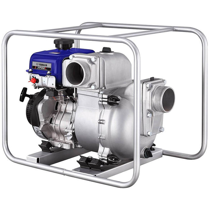 Yamaha YP40TX 4-Inch 6.1-Gallon 449-Gpm 4-Cycle Durable Recoil Engine Trash Pump