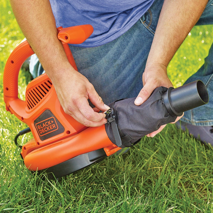 Black and Decker BZOBL50 Quick-Connect Blower Attaching Gutter Cleaner