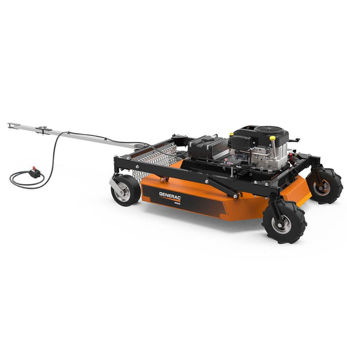 Generac TB25044GENG 44-Inch 18.67-Hp Pressurized Lubrication Tow-Behind Mower