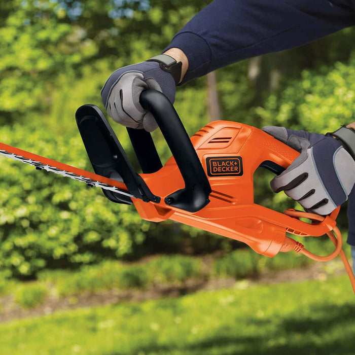 Black and Decker HT22 22-Inch 4-Amp Lock-Off Switch Electric Hedge Trimmer