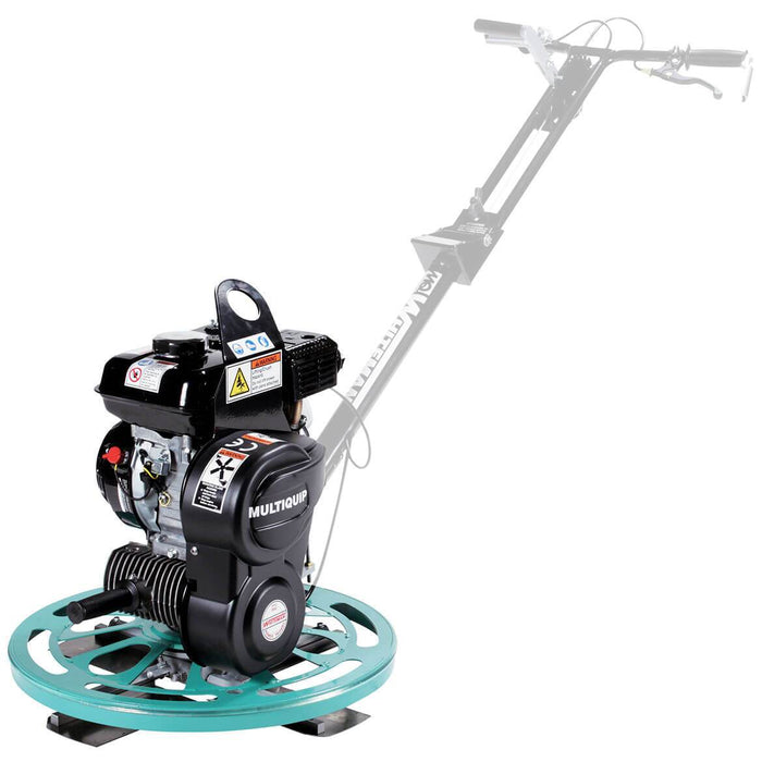 Multiquip CA4HC 3.5-Hp 130-Rpm 4-Blade 24-Inch Walk Behind Power Trowel