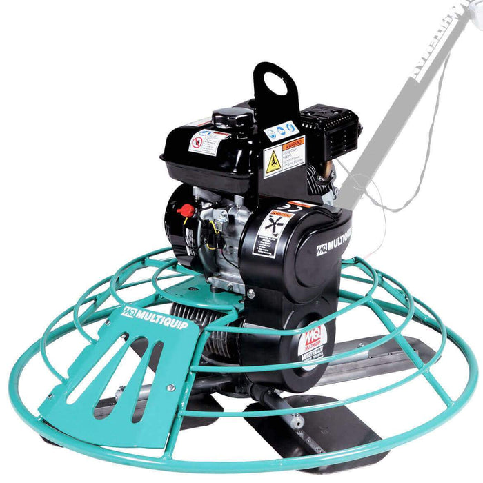 Multiquip J36H90H 8.4-Hp 115-Rpm CVT Clutch 36-Inch Walk Behind Power Trowel
