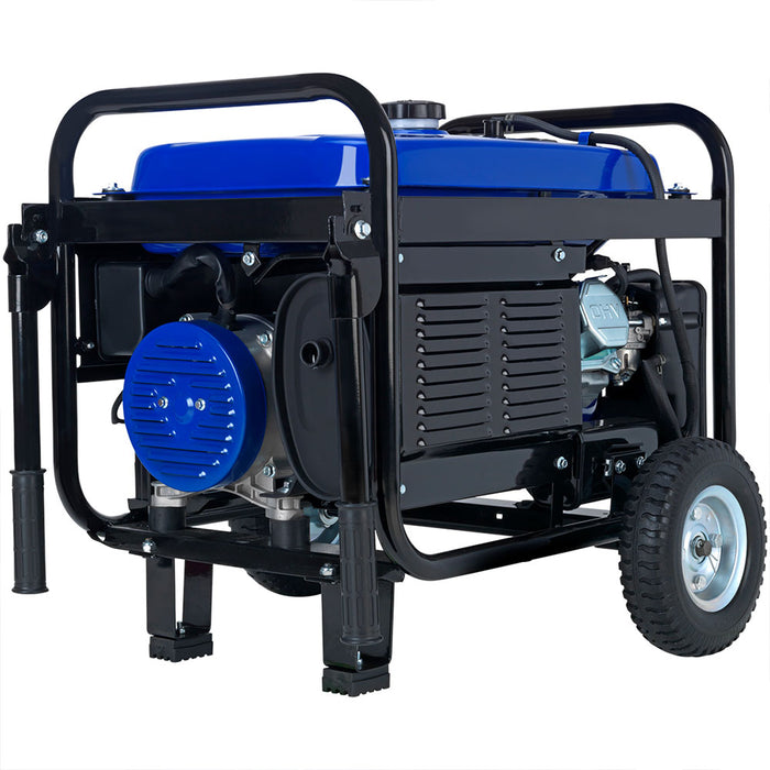 DuroMax XP5500E 5,500-Watt 7.5 HP Electric Start Gas Powered Generator