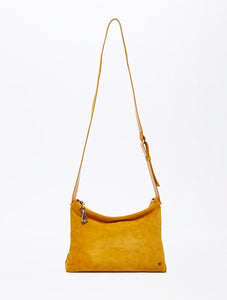Halston Heritage Tina Cross Body in Marigold