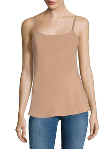 Theory Teah Silk Tank Top