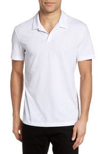 Theory Willem Atmos polo shirt