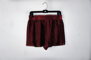 "Alix NYC silk ""Hester"" shorts"