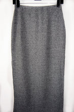 "State of being ""Ruby"" rib grey skirt"