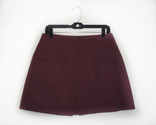 Svilu cherry skirt