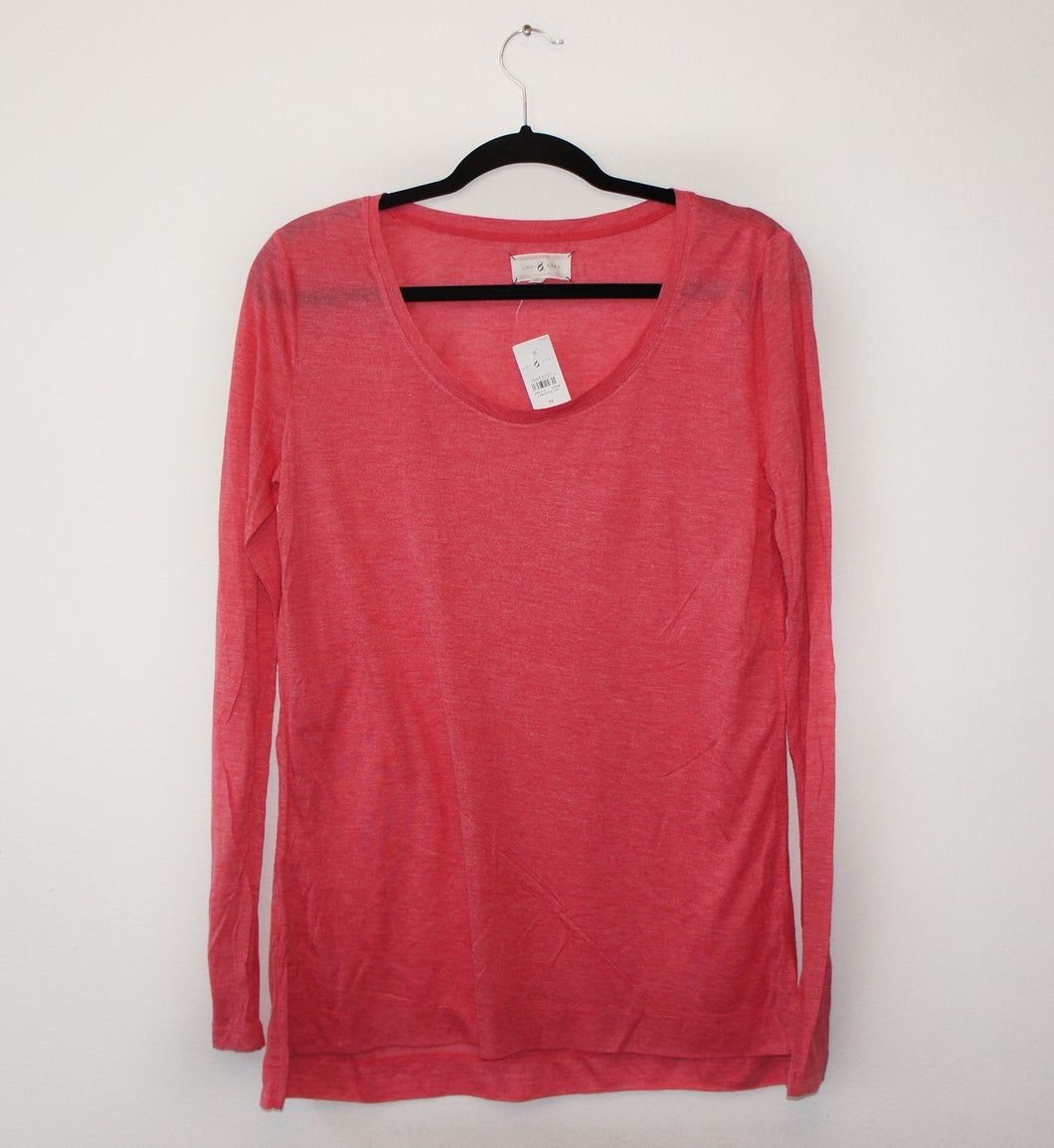 Lou&Grey pink long sleeve top
