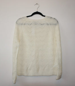 LOFT beige sweater
