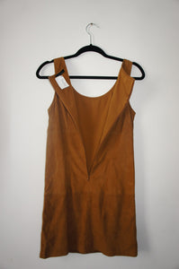 ATM Anthony Thomas Melillo Suede Dress