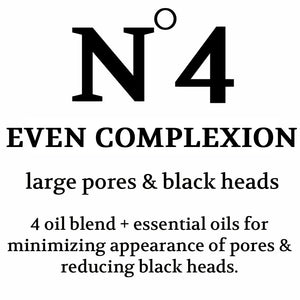 reCNSTRCTN N*4 Even Complexion Oil