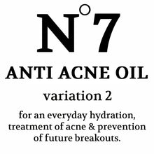 reCNSTRCTN N*7 Anti-Acne Oil
