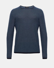 Theory Cotton Jacquard Crewneck