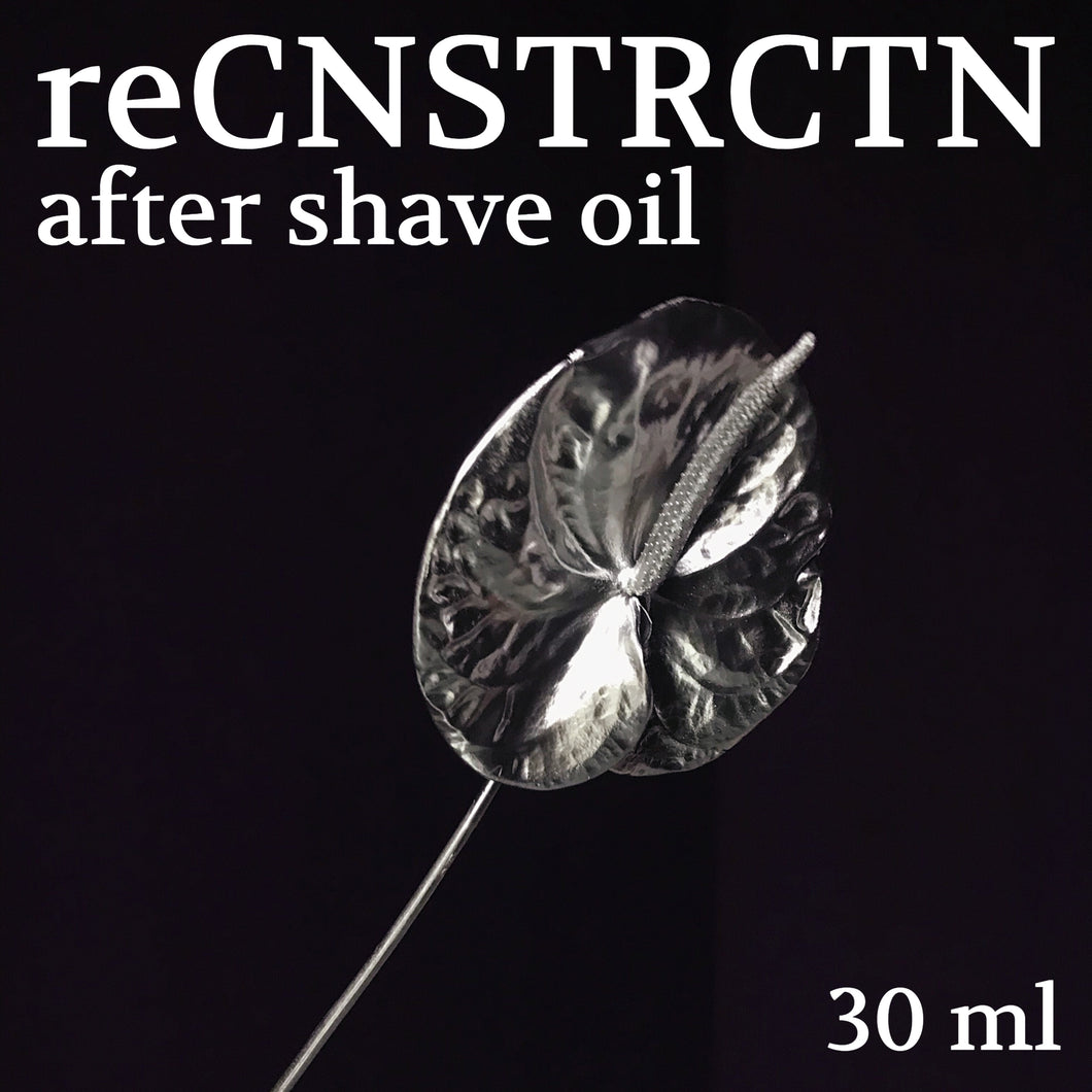 reCNSTRCTN After-Shave Oil