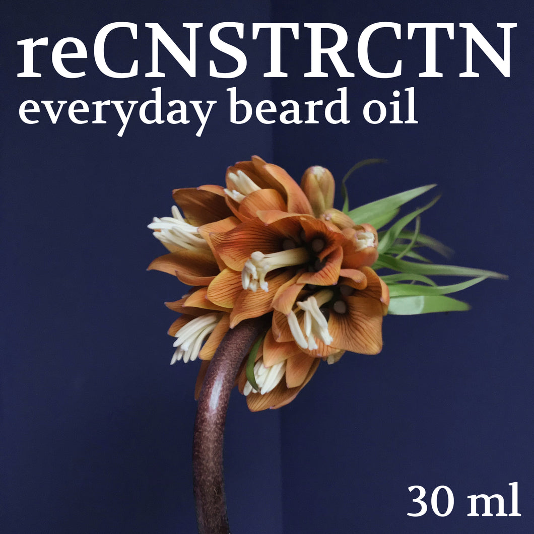 reCNSTRCTN EveryDay Oil
