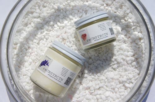reCNSTRCTN whipped body butter