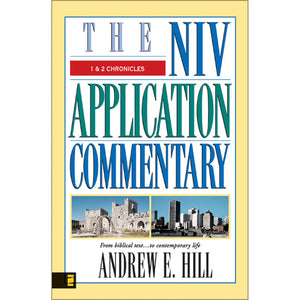 NIV Application Commentary 1 & 2 Chronicles (Hardcover)