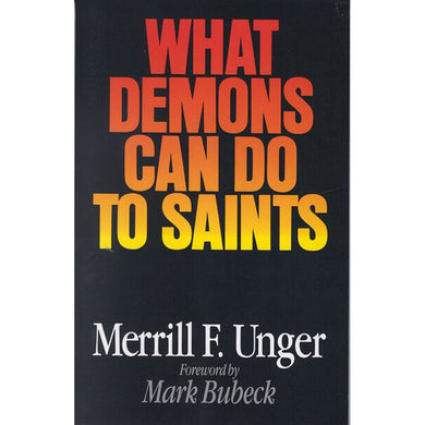 What Demons Can Do To Saints (Paperback)