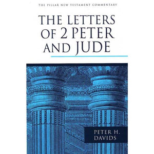 Letters Of 2 Peter And Jude (Pillar New Testament Comment)(Hardcover)