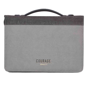 Courage (LuxLeather Bible Bag)
