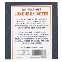 Load image into Gallery viewer, 101 Lunchbox Notes For Guys (Lunchbox Notes)