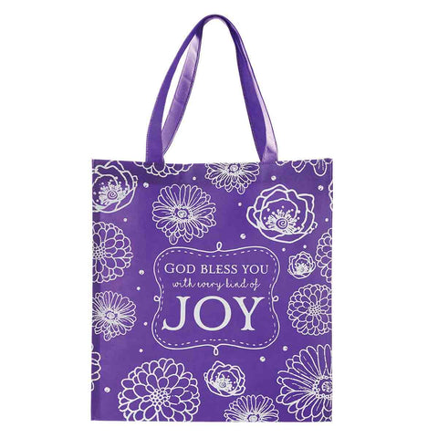 God Bless You With Every Kind Of Joy (Non-Woven Polypropylene Tote Bag)
