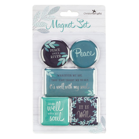 It Is Well With My Soul (Magnet Set)