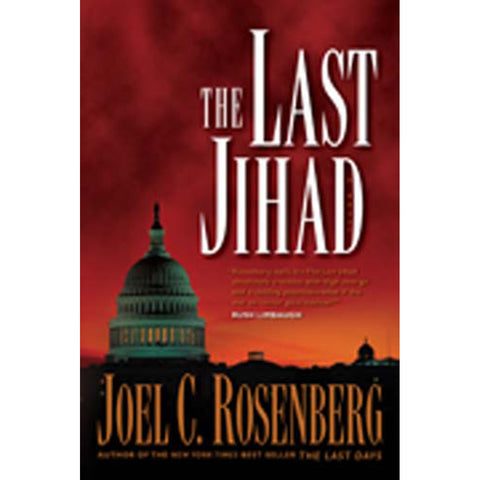 Load image into Gallery viewer, The Last Jihad (1 Political Thrillers)(Paperback)