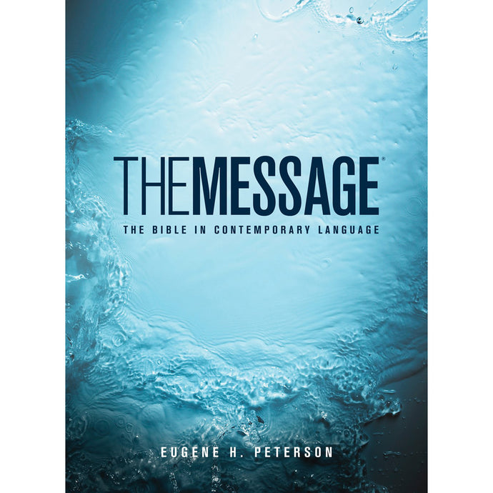 The Message Numbered Edition (Hardcover)