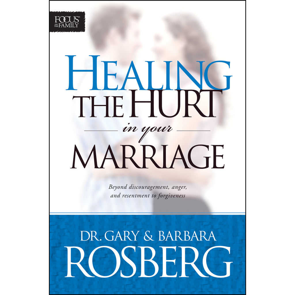 Healing The Hurt In Your Marriage (Paperback)