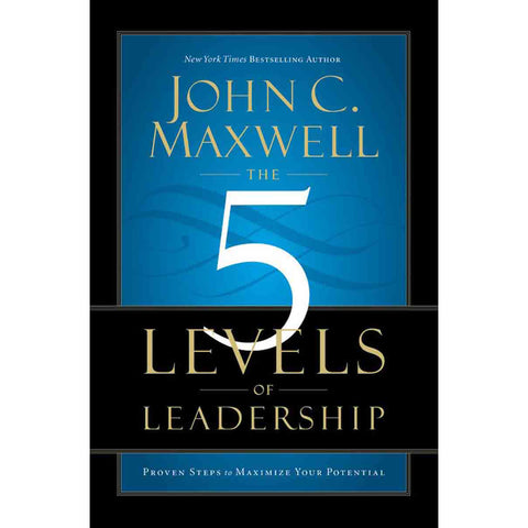 Five Levels Of Leadership (Hardcover)