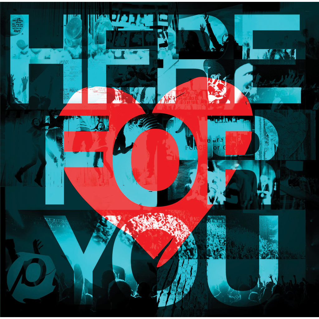 Here For You (CD)