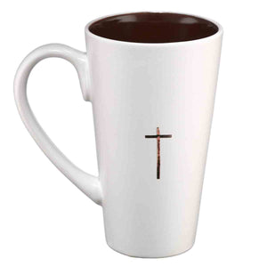 John 8:12 Light of the World (Ceramic Mug)