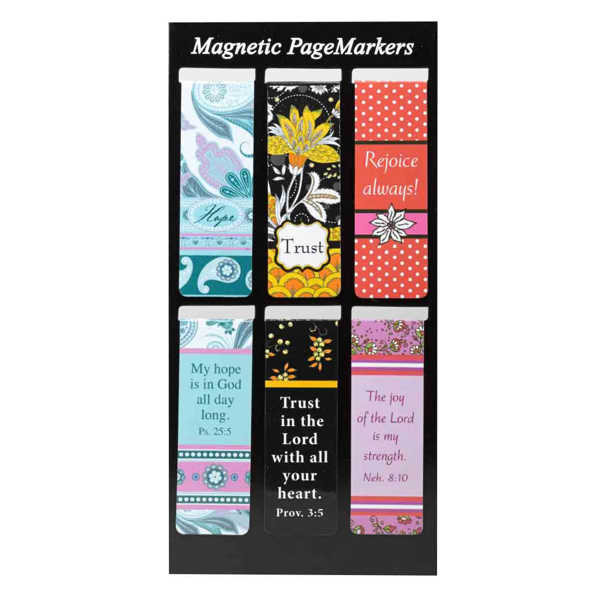 Rejoice Always (Magnetic Pagemarkers)