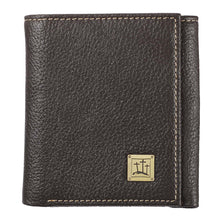 Load image into Gallery viewer, Three Crosses Brown (Genuine Leather Wallet)
